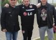 staż Leverkusen 3( z tr .Saschą Lewandowskim